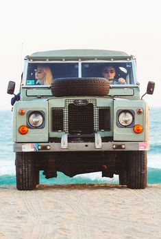 Coming Out of Hibernation Part II - Classy Girls Wear Pearls Land Rover Car, Jaguar Land Rover, Lander Rover, Land Defender, Land Rover Series 3, Beach Cars, Classy Girl, Range Rover Sport, Ford Bronco