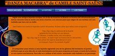 """El Lenguaje Musical de Fátima: """"LA DANZA MACABRA""""  de Camile Saint Saëns"""