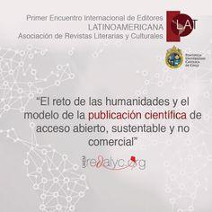 """Conferencia """"El reto de las humanidades y el modelo de la publicación científica de acceso abierto, sustentable y no comercial"""" impartida por el Dr. Eduardo Aguado López."""