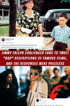 #Jimmy #Fallon #Challenged #Fans #Tweet #Bad #Descriptions #Famous #Films #Responses #Priceless Modern Bob Hairstyles, Clip Hairstyles, Slim Waist Workout, Squat Workout, Kitten Wallpaper, Batman Wallpaper, 3d Wallpaper, Hello Kitty Bedroom, Modern Tv Wall Units