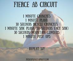 Fierce Ab Circuit