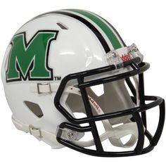 Marshall Thundering Herd Mini Helmet