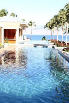 Pool - Four Seasons Resort Maui