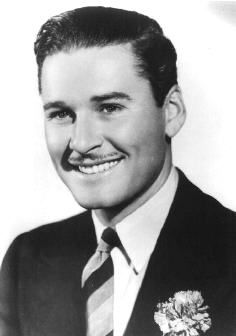 """Errol Flynn (1909 - 1959) Actor who made his name in swashbuckling films such as """"Captain Blood"""" and """"The Adventures of Robin Hood"""""""
