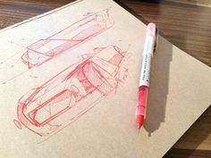Saif's Automotive Design on Behance