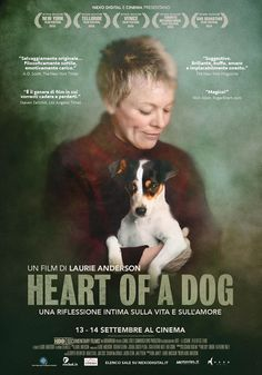 Laurie Anderson – Heart Of A Dog   Nexo Digital. The Next Cinema Experience