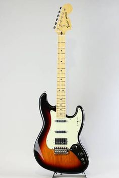 FENDER Alternate Reality Sixty-Six/3-Color Sunburst【S/N:MX18192855】 商品詳細 | 【MIKIGAKKI.COM】 アメリカ村店 【エレキギター専門店】 Fender Guitars, Cool Guitar, Envy, Bass, Electric, Heaven, Awesome, Music, Learning Guitar