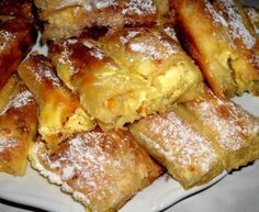 Winter Food, Fudge, Pastries, French Toast, Cookies, Breakfast, Recipes, Kuchen, Crack Crackers