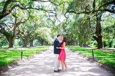 Magnolia Boone Hall Plantation Engagement Session 0029 by charleston wedding photographer dana cubbage
