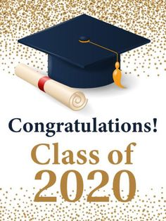 Send Free Gold Celebration Confetti - Graduation Card 2020 to Loved Ones on Birthday & Greeting Cards by Davia. It's free, and you also can use your own customized birthday calendar and birthday reminders. Congratulations Card Graduation, Congratulations Quotes, Graduation Greetings, Birthday Greeting Cards, Birthday Greetings, Happy Birthday, Graduation Images, Graduation Quotes, Graduation Decorations
