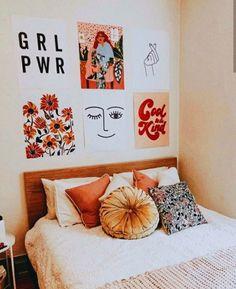 16 Best Inspiring Small Master Bedroom Design Ideas - Decoration for All Small Master Bedroom, Master Bedroom Design, Bedroom Inspo, Dream Bedroom, Diy Bedroom, Trendy Bedroom, Target Bedroom, White Bedroom, Wall Decor For Bedroom