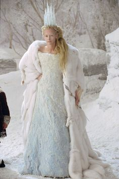 """Role: Tilda Swinton's The White Witch from """"The Chronicles of Narnia: The Lion, the Witch and the Wardrobe"""", 2005"""