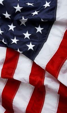 リアルなアメリカの国旗のiPhone壁紙 | 壁紙キングダム スマホ版