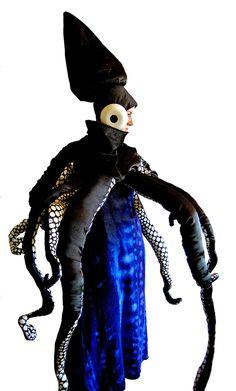 Giant Squid Costume | by iamsalad