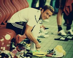 well hey there Mario Gotze