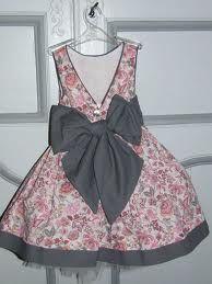 """Résultat de recherche d'images pour """"tutos gratuits de robes de ceremonies pour fillette couture"""""""
