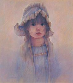 Originals | All Mine Pastel by Paul Murray