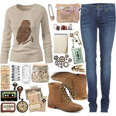The jeans may be a little too fitted for my taste, but LOVE the sweater? Great look