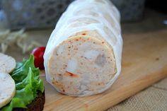 Домашняя колбаса из курицы - рецепт с пошаговыми фото / Меню недели