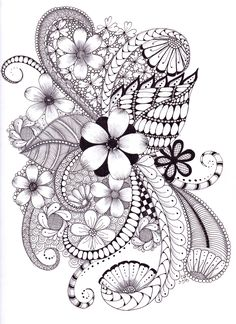 A lot of us that Zentangle or Doodle use Micron pens.  And if you do use Micron pens, you know how easy it is for those nibs to get crushed if you exert too much pressure on them.  And if you're as...