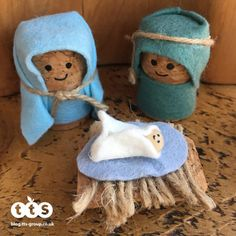 Mary and Joseph cork characters with Baby Jesus...15 corking craft ideas. Who knew corks could be so versatile? If you ever needed an excuse to crack open a bottle of prosecco (or four…) these cute cork crafts are it. We'll show you just how easy it is to create budget-friendly resources for story-telling, small world play, maths games (who wouldn't enjoy sorting and counting with ninja turtles?) and much, much more.