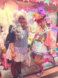 spank & fairy kei