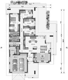 House Plans, Floor Plans, Diagram, How To Plan, House Floor Plans, Floor Plan Drawing, Home Plans