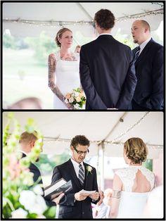 Lausman | A Backyard Summer Wedding | Louisville Ky Photographer