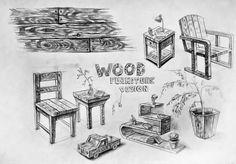 Güzel Sanatlara Hazırlık - Sanat Köşkü: Öğrenci Çalışmaları