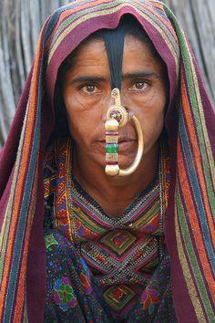 Jat Tribe, Kutch by Rudi Roels