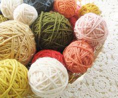 Love yarn.