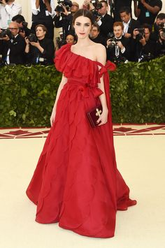 Bee Shaffer in Valentino Couture