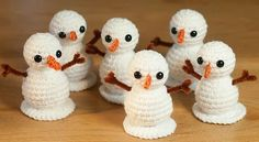 Crochet Archives - Page 11 of 102 - Pretty Ideas Cute Snowman, Special Day, Are You Happy, Free Pattern, Make It Yourself, Knitting, Pretty, Crochet Christmas, Crochet Ideas