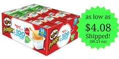 Pringles 2 Flavor Snack Stacks 18-Count as low as $4.08! ($0.23 each)