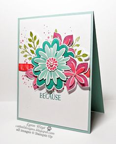 17 Pals Paper Crafting Picks of the Week!   Stampin' Pretty