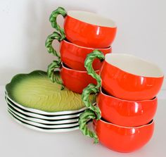 Holt Howard Collectibles KitschTomatoes Lettuce by EarthsTrove