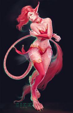 Mesa's Dance by Lynx-Catgirl