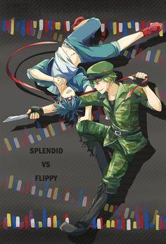 Imagen de anime, splendid, and happy tree friends Cartoon Games, Cute Cartoon, Cartoon Art, Happy Tree Friends Flippy, Htf Anime, Friend Anime, Free Friends, Woodland Creatures, Retro Aesthetic
