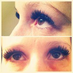 Longer thicker fuller lashes? Yes please. . . lash extensions by Christel @seasonssalonanddayspa #seasonssalon #lashes #nomascara #oremlashes #everysinglelash #lashesfordays #longlashes #thicklashes #beautifullashes #fulllashes #lashextensions #Padgram