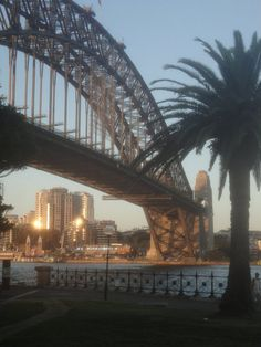 Harbour Bridge, Sydney, Australia TRAVEL AUSTRALIA ICONS #letsgetlost