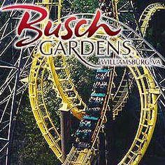 Busch Gardens in Williamsburg, VA Review | Teen Travel Talk