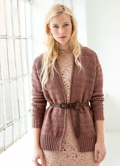 Hand knitted caramel lacy cardigan. (without silver pin)  Fits 36-38 / 40-42 / 44-46 European sizes / 4-8 / 10-12 / 14-16 US sizes / S-M-L-XL international  Modell aus Filati  Fiber content: cotton / cashmere https://www.filati.cc/lana-grossa-garne/wolle-lana-grossa-365-cashmere-id_10938.html  Care: Machine wash (gentle), lukewarm water, dry flat only, Do not bleach, use low iron, Dry-cleanable with any solvent except trichloethylene  ~ T...