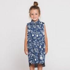 21ede9d7a K9 - Patrón Vestido camisero - Niño 5 a 12 años - Primavera   Verano -  patrones telas