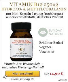Vitamin B12 Präparate Test   Dr. Schweikart