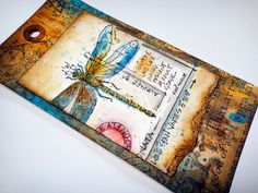 #12Tagsof2013 :) @Tim Harbour Holtz shows off June with an awesome dragonfly!