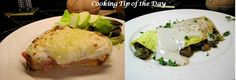 Cooking Tip of the Day: Recipe:  Mornay Sauce