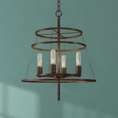 Found it at AllModern - Saturnino 4-Light Candle-Style Chandelier