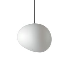 Discover the Foscarini Gregg Ceiling Light - White - Medium at Amara