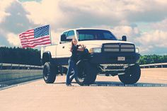 Morgan Roessler 2015  Eli Wedel Photo & Design #senior2016 #classof2016 #liftedtrucks #trucknation