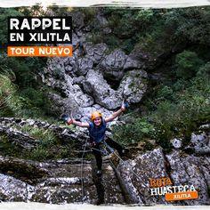 Vive un emocionante descenso de 50 mts de altura rodeado de exuberante vegetación   #WeLoveAdventure www.rutaxilitla.com 489.109.6540 WhatsApp: 481.145.1860 Correo electrónico: xilitla@rutahuasteca.com #RutaHuasteca #SLP #Ecoturismo #TurismoDeNaturaleza #VisitMexico #Tours #TodoIncluido